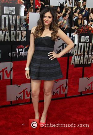Bethany Mota - 23rd Annual MTV Movie Awards at the Nokia Theatre - Arrivals - Los Angeles, California, United States...