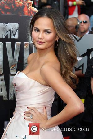 Christine Teigen - 23rd Annual MTV Movie Awards