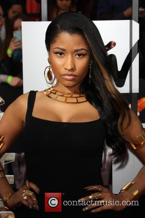 Nicki Minaj - The 23rd Annual MTV Movie Awards at Nokia Theatre on April 13, 2014 in Los Angeles, California....