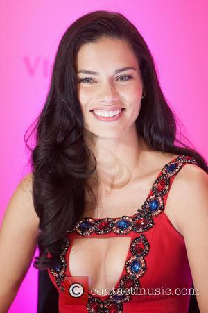 Adriana Lima - Victoria's Secret announcement