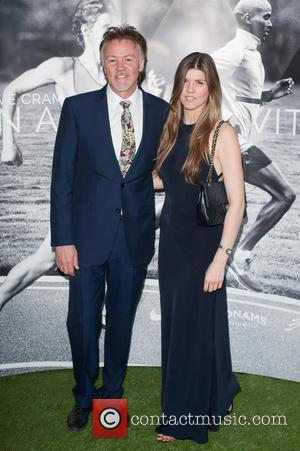 Paul Young and Levi Young - 'An Audience WithMo Farah' held at the Royal Garden Hotel - Arrivals. - London,...
