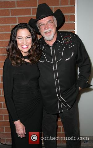 Susan Toney and band member - Album release party for singer/songwriter Susan Toney for