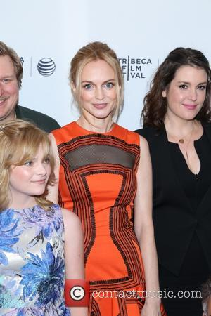 Heather Graham - the 'Goodbye To All That' Premiere during the 2014 Tribeca Film Festival at the SVA Theater on...