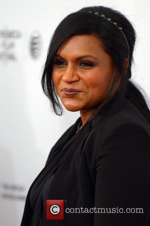 Mindy Kaling - 2014 Tribeca Film Festival - 'Alex Of Venice' Premiere - Red Carpet Arrivals - Manhattan, New York,...