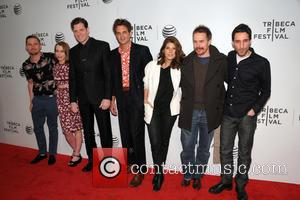 Brian Geraghty, Isabelle Mcnally, Adam Rapp, Ivan Martin, Marisa Tomei, Sam Rockwell and Michael Godere