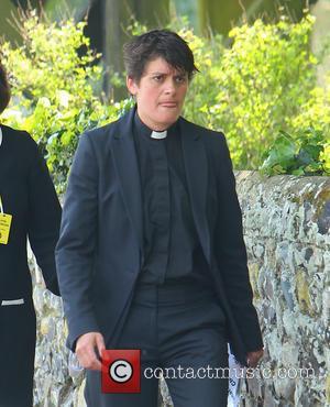 Peaches Geldof and Reverend Tracey Bateson