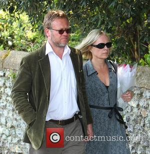 Mariella Fostrup - The funeral of Peaches Geldof at St Mary Magdelene and St Lawrence Church in Faversham - Windsor,...
