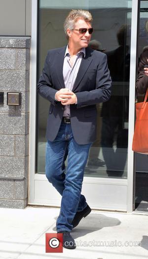 Jon Bon Jovi - Jon Bon Jovi attends the grand opening of JBJ Soul Homes, a low-income housing development that...