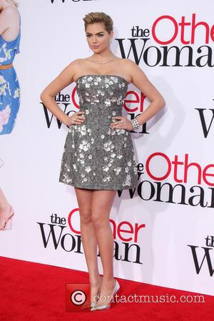 Kate Upton - The Other Woman Premiere - Westwood, California, United States - Tuesday 22nd April 2014