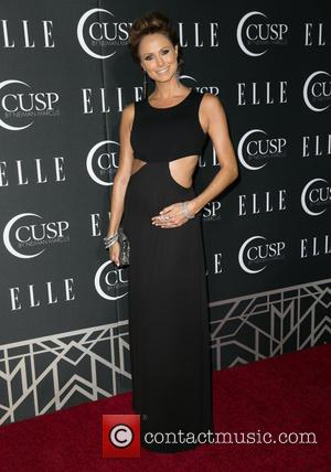 Stacy Keibler - ELLE's 5th Annual Women in Music concert celebration presented by CUSP by Neiman Marcus in honor of...
