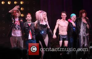 Justin Craig, Tim Mislock, Lena Hall, Neil Patrick Harris, Matt Duncan and Peter Yanowitz