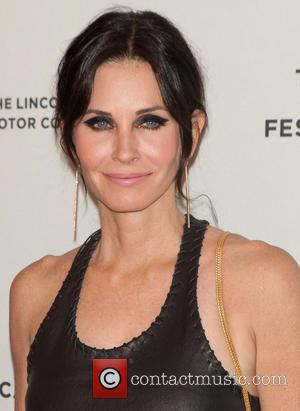 Courteney Cox And Johnny McDaid Confirm Engagement With Sweet Tweets