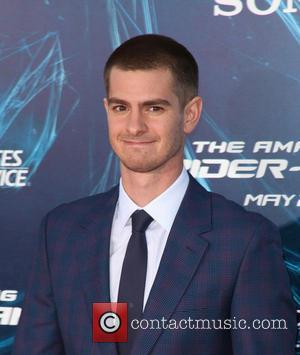 Andrew Garfield - New York Premiere of 'The Amazing Spider-Man 2' at the Ziegfeld Theater - Red Carpet Arrivals -...