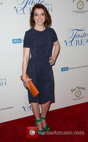 Alyson Hannigan - 19th Annual Jonsson Cancer Center Foundation's 'Taste For a Cure' honoring Steve Mosko at the Beverly Wilshire...