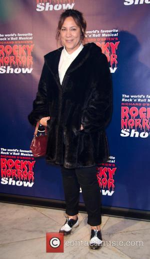Kate Ceberano - Rocky Horror Show opening night - Arrivals - Melbourne, Australia - Saturday 26th April 2014