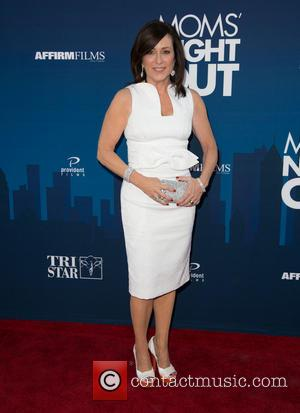 Patricia Heaton - Moms Night Out Premiere at TCL Chinese Theater - Red Carpet - Los Angeles, California, United States...