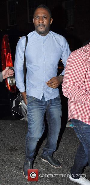 Idris Elba - Celebrities arrive at Bucks nightclub - Dublin, Ireland - Saturday 3rd May 2014