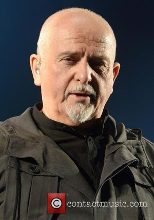 Peter Gabriel Named Prog God At Rock Awards