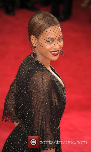 Beyonce - Beyond Fashion Costume Institute Gala at the...