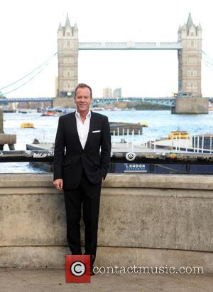 Kiefer Sutherland - Premiere of '24: Live Another Day' held at Old Billingsgate Market - London, United Kingdom - Tuesday...