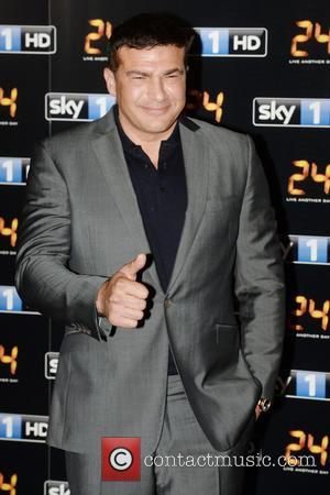 Tamer Hassan - Premiere of '24: Live Another Day' held at Old Billingsgate Market - London, United Kingdom - Tuesday...