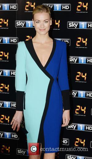 Yvonne Strahovski - Premiere of '24: Live Another Day'