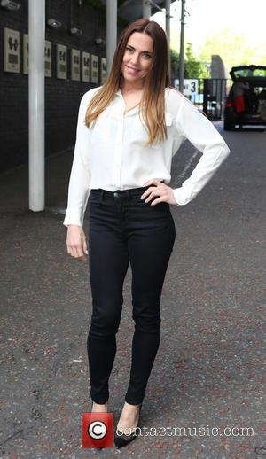 Mel C - Mel C outside the ITV studios - London, United Kingdom - Tuesday 6th May 2014