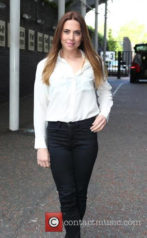Mel C - Mel C outside the ITV studios - London, United Kingdom - Tuesday 6th May 2014