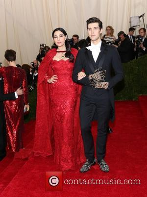 Monica Bellucci - 'Charles James: Beyond Fashion' Costume Institute Gala at the Metropolitan Museum of Art - Outside Arrivals -...