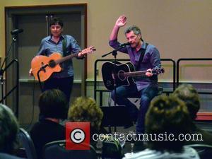 Jon Bon Jovi Makes Surprise Appearance At Young Boy's Cancer Fundraiser
