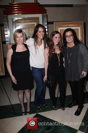 Ginger Williams-cook, Leticia Guimares-lyle, Jordyn Levine and Rosie O'donnell