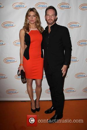 Jes Macallan and Jason Gray-Stanford - 14th Annual Lupus LA Orange Ball - Beverly Hills, California, United States - Thursday...