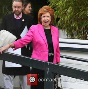 Cilla Black's Tv Biopic To Feature Arguments With Husband