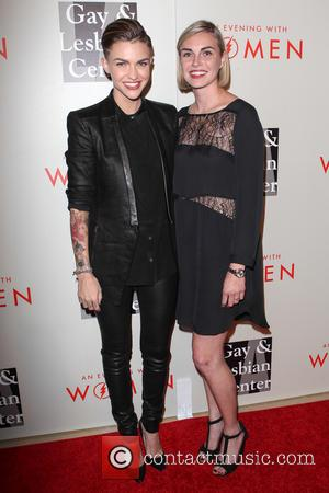Ruby Rose and Phoebe Dahl - The L.A. Gay & Lesbian Center's Annual