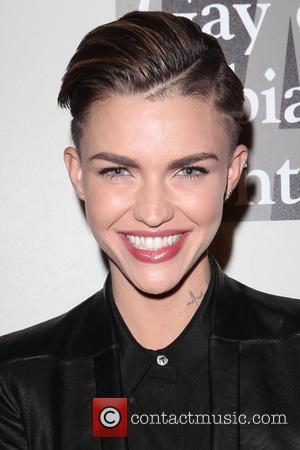 Ruby Rose - The L.A. Gay & Lesbian Center's Annual