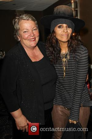 Lorri Jean and Linda Perry - The L.A. Gay & Lesbian Center's Annual