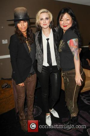 Linda Perry, Evan Rachel Wood and Margaret Cho - The L.A. Gay & Lesbian Center's Annual