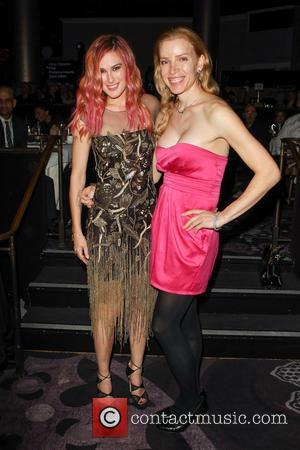 Rumer Willis and Jessica Bair - The L.A. Gay & Lesbian Center's Annual