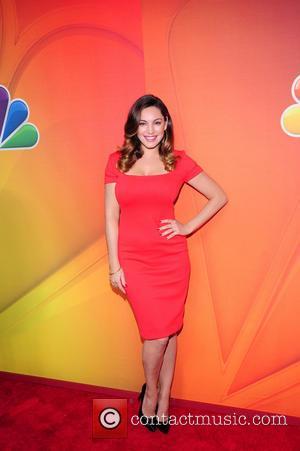 Kelly Brook - 2014 NBC Upfront Presentation at The Jacob K. Javits Convention Center - Arrivals - New York City,...