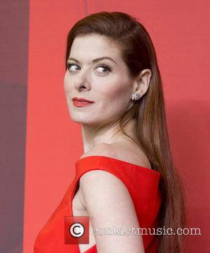 Debra Messing - 2014 NBC Upfront Presentation at The Jacob K. Javits Convention Center - Arrivals - New York, New...