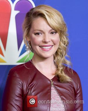 Katherine Heigl - 2014 NBC Upfront Presentation at The Jacob K. Javits Convention Center - Arrivals - New York, New...