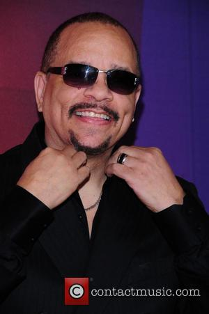Ice-T - 2014 NBC Upfront Presentation at The Jacob K. Javits Convention Center - Arrivals - New York City, New...