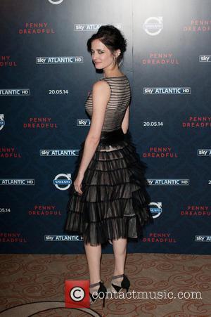 Eva Green - Sky Atlantic's new drama Penny Dreadful screening held at the St Pancras Renaissance Hotel - Arrivals. -...