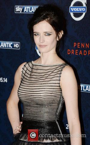 Eva Green - 'Penny Dreadful' screening held at the St. Pancras Renaissance Hotel - Arrivals - London, United Kingdom -...