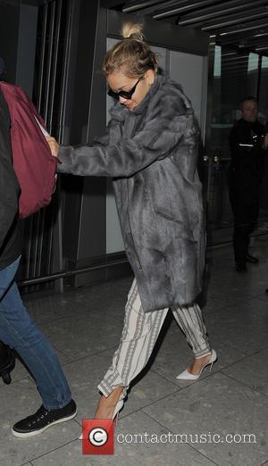 Rita Ora Strips Down In Celebration Of Hit Song