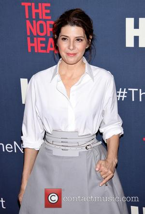 Marisa Tomei - The Normal Heart New York Premiere -...