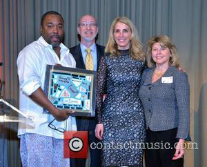 Lee Daniels, Steven Haas, Karen Copeland and Julie Natano - Lee Daniels Arts & Business Council's 29th Annual Awards -...