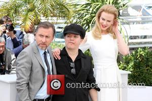 Tim Roth, Olivier Dahan and Nicole Kidman. - 67th Cannes Film Festival - Grace of Monaco - Photocall - Cannes,...