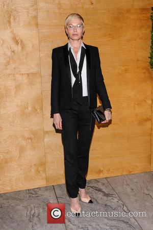 Ellen Barkin - MoMA 2014 Party In The Garden