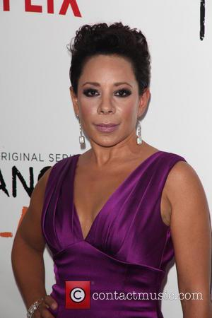 Selenis Leyva - The Season Two Premiere of 'Orange is the New Black' at The Ziegfeld Theater - NYC, New...
